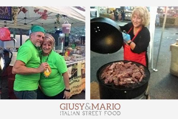 Giusy e Mario Italian Street Food