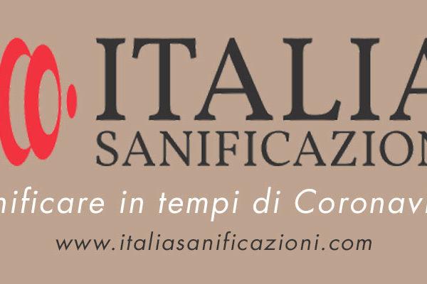 Italia sanificazioni COVID-19
