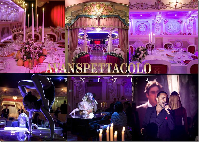 Avanspettacolo Venezia - Theatre Restaurant