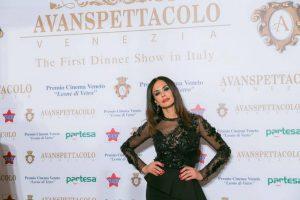 Maria Grazia Cucinotta - Avanspettacolo Venezia